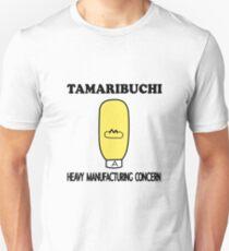 Tamaribuchi Heavy Manufacturing Concern Unisex T-Shirt