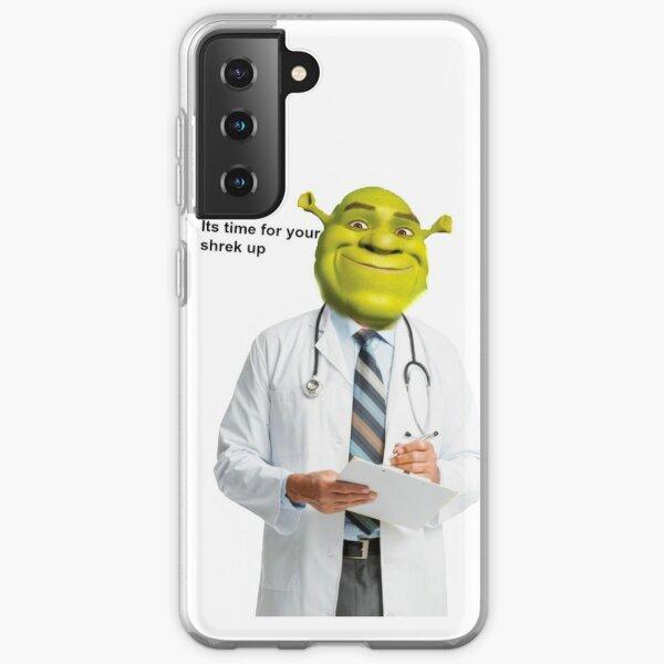 Shrek Check up meme Samsung Galaxy Soft Case