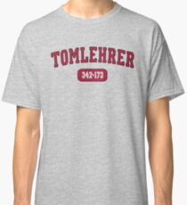 Tom Lehrer Harvard Classic T-Shirt