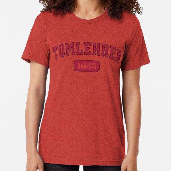 Tom Lehrer Harvard Tri-blend T-Shirt