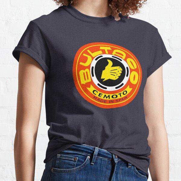 en 1957 Montesa se mudó a instalaciones más grandes. El movimiento fue prolongado Camiseta clásica