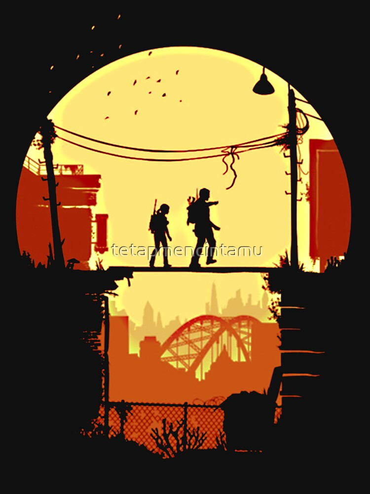 TShirtGifter presents: the last of us | Unisex T-Shirt