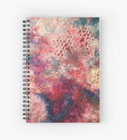 Friendly Universe Spiral Notebook