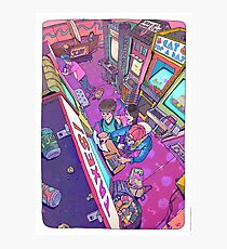 Arcade Photographic Print