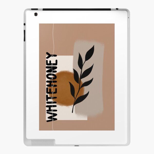 WHITEHONEY iPad Skin