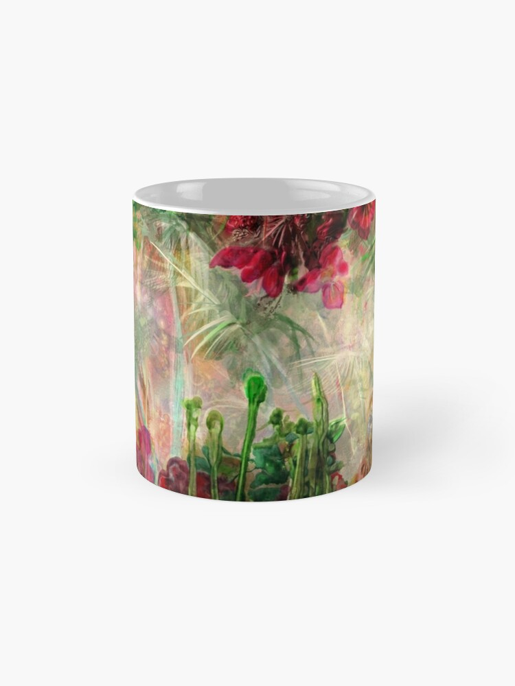 Alternate view of Qualia's Jungle Mug