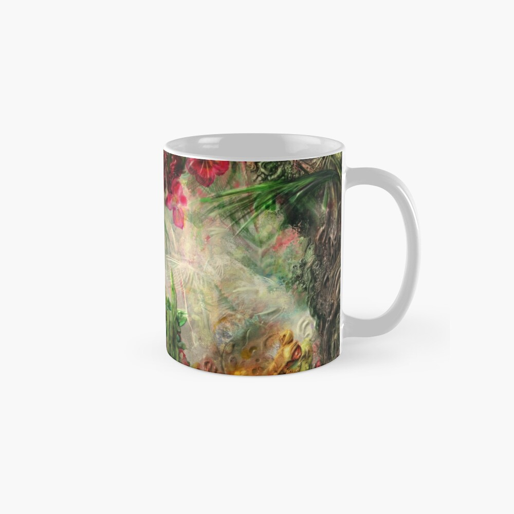 Qualia's Jungle Mug
