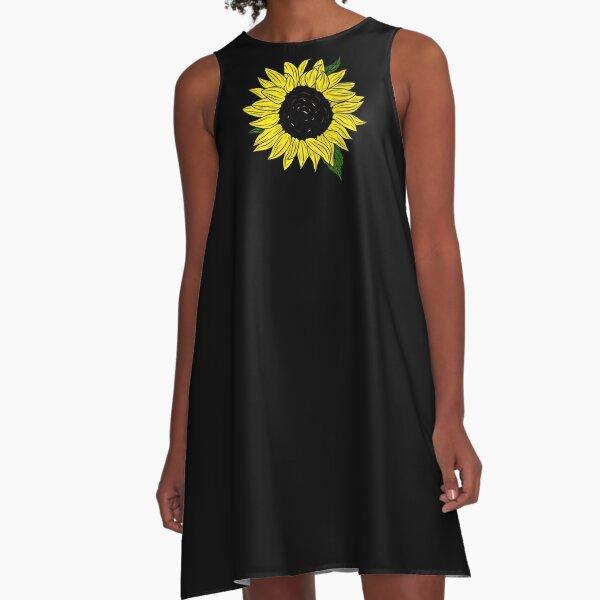 Sunflower - Color - A-Line Dress