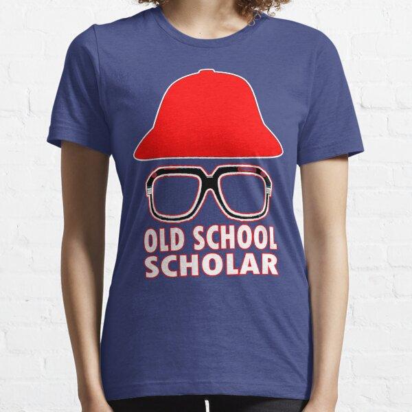 OLD SCHOOL SCHOLAR Essential T-Shirt