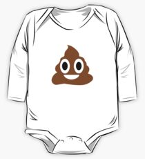 Happy POO! One Piece - Long Sleeve