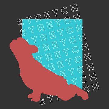 Frenchie Stretch by zieturner
