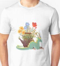 Jasmine Tea Dragon Unisex T-Shirt