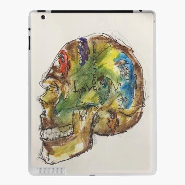 the Colored Mind iPad Skin