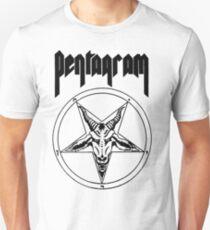 Pentagram- Relentless Unisex T-Shirt