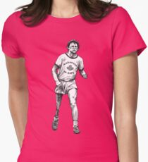 Terry Fox Women's Fitted T-Shirt