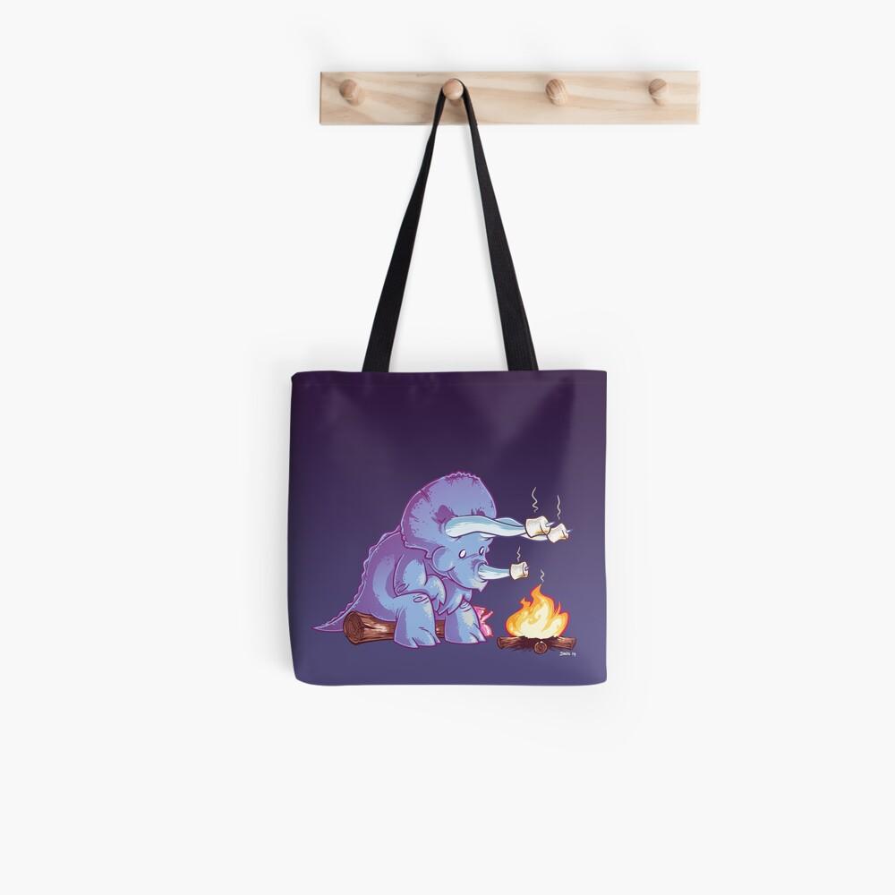 Triceramallows Tote Bag