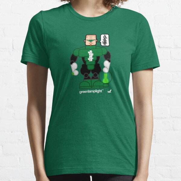 AFR Superheroes #08 - Green Lamplight Essential T-Shirt