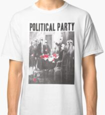 Politische Party Shades & Red Cups Classic T-Shirt