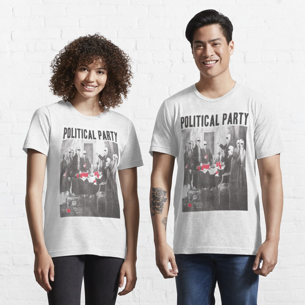 Political Party Shades & Red Cups Essential T-Shirt