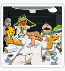 LeMuppets  Sticker