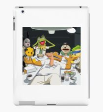 LeMuppets  iPad Case/Skin