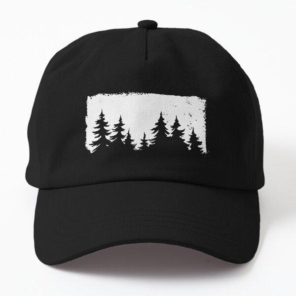 Pine Forest Dad Hat