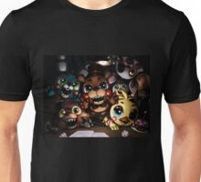 Five Nights at Freddie's! Unisex T-Shirt