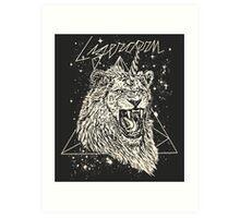 Ligercorn Art Print
