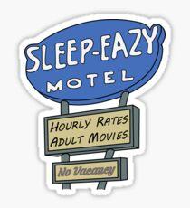 Sleep Eazy Motel Sticker
