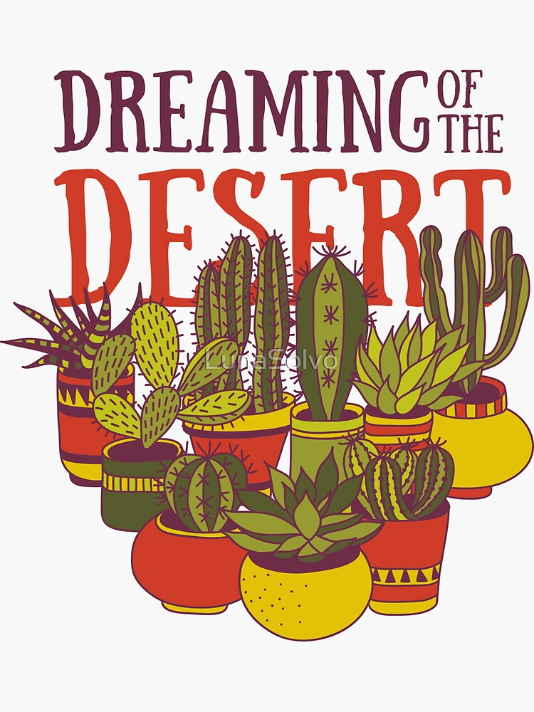 Dreaming of the desert by LunaSolvo