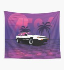 AE86 Wall Tapestry