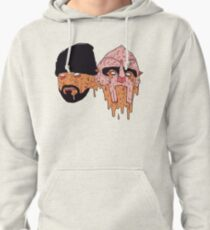 Ghostface Killah & MF Doom Pullover Hoodie