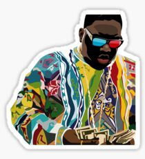 Biggie Sticker Sticker