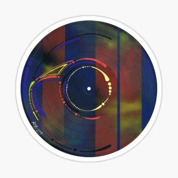 Groove 303 Glossy Sticker