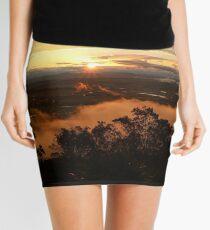 Night fall Mini Skirt