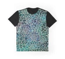 Floral Abstract #4 Graphic T-Shirt