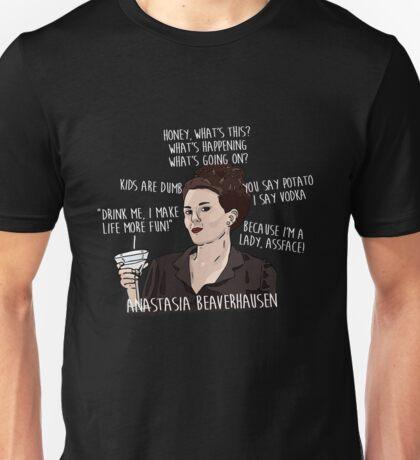 KAREN WALKER WILL & GRACE QUOTES Unisex T-Shirt