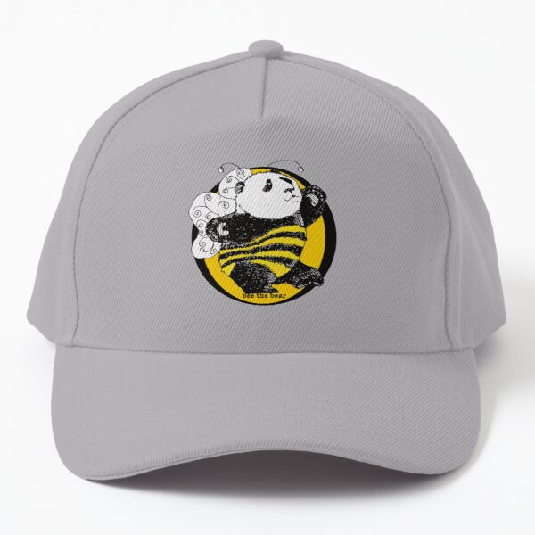 Bee the Bear Baseball Cap