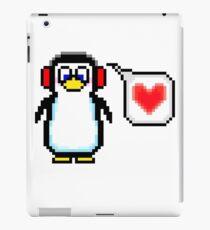 Valentine Penguin iPad Case/Skin