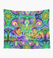 An i for an eye Wall Tapestry
