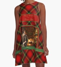 Merry Christmas from Frasers Ridge A-Line Dress