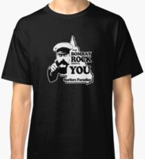 Bombay Rock (solid white) Classic T-Shirt