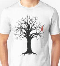 steak in tree Unisex T-Shirt