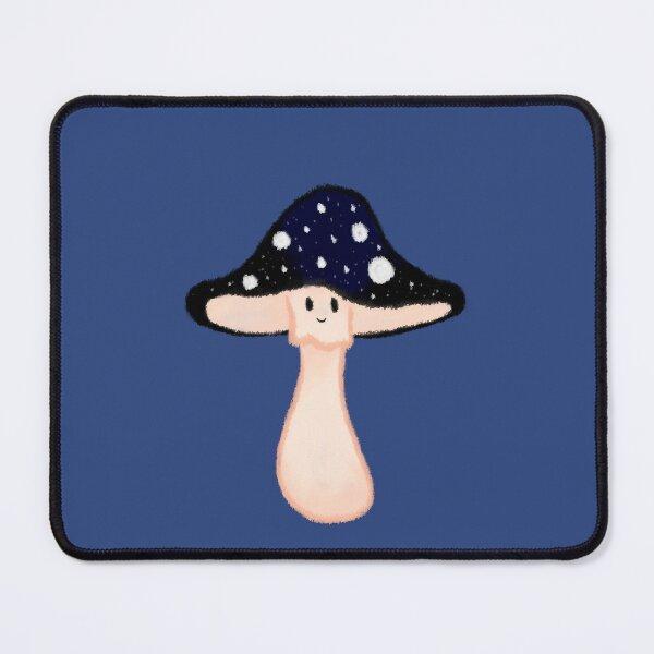 Midnight Amanita Muscaria Mushroom  Mouse Pad