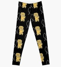 feed them to the lions Leggings