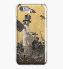 Sarah and Her Steam Snail iPhone Case/Skin