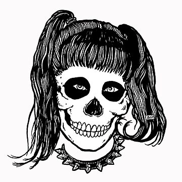 Abby Skull by ZugArt