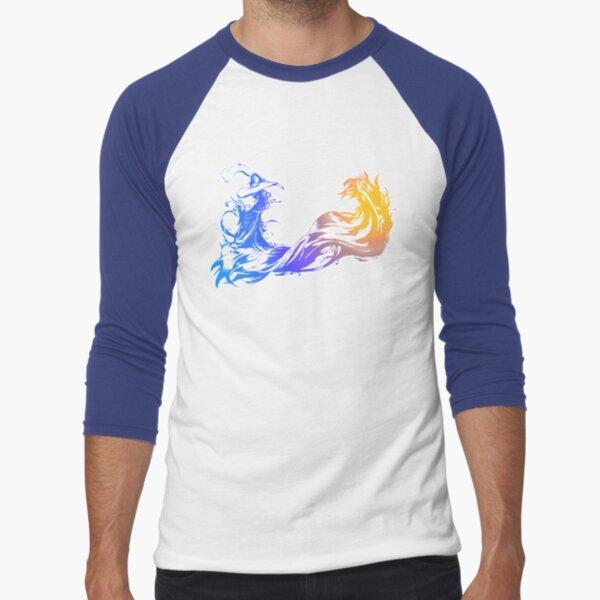 Final Fantasy X Camiseta ¾ estilo béisbol