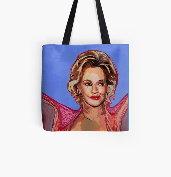 Pound of flesh (Melanie) All Over Print Tote Bag