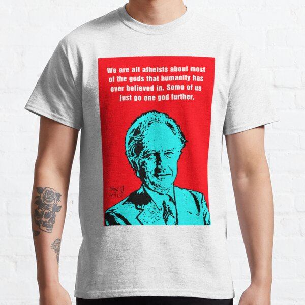 Richard Dawkins atheist Classic T-Shirt